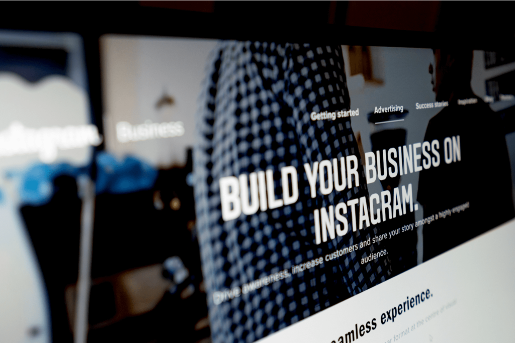 Build Your Business on Instagram - GRINFER