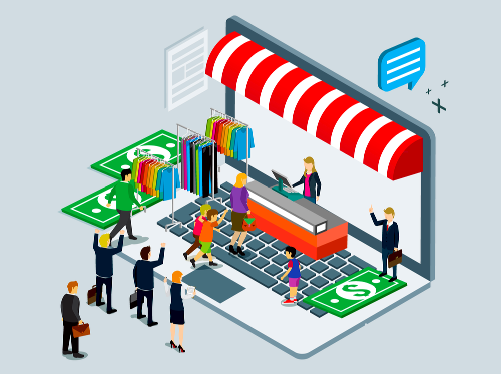 Create an effective website and maximize consumers engagement