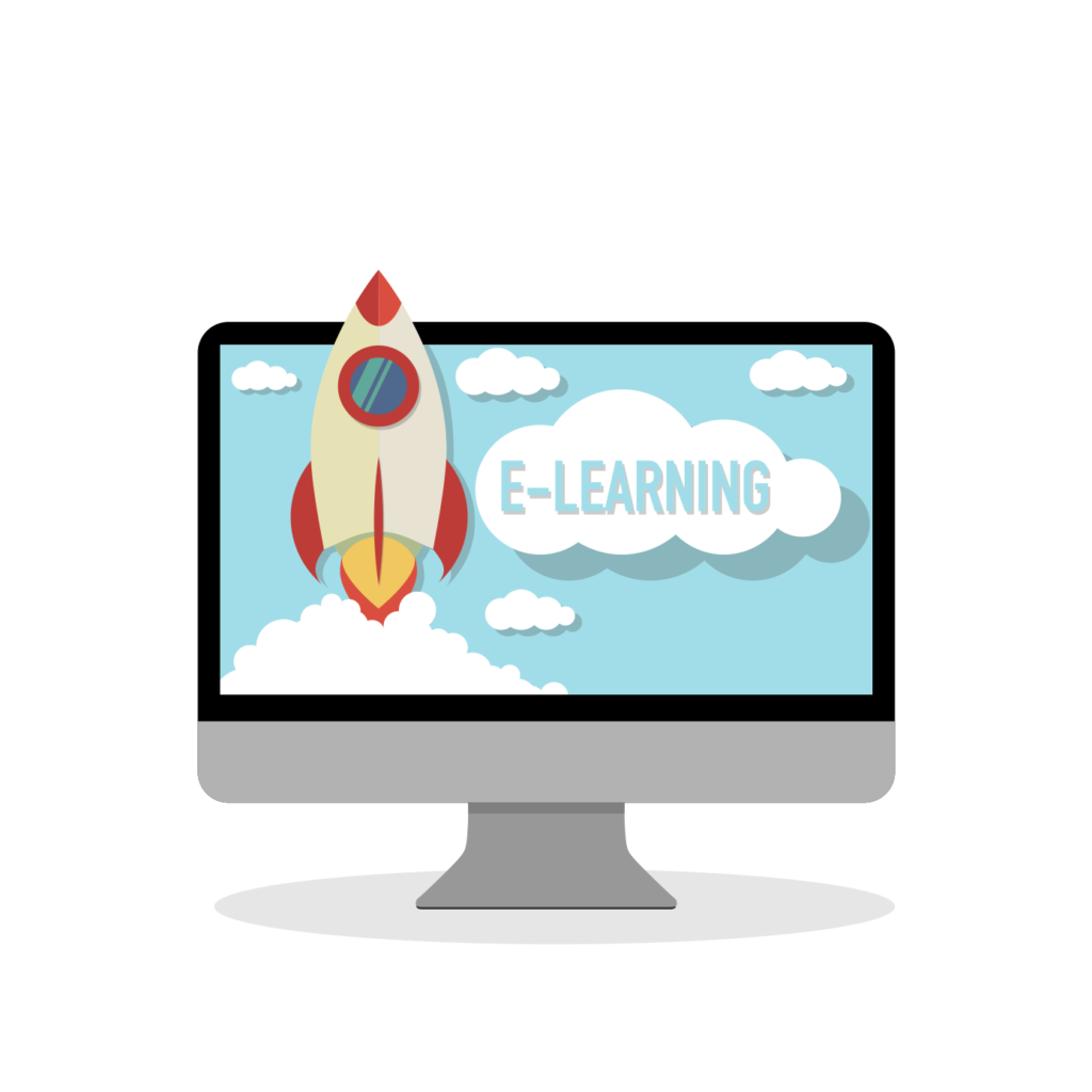 Launching an online course