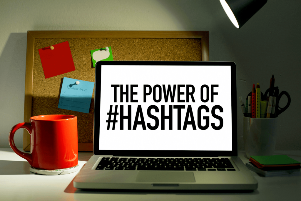 The power of Hashtags - Use hashtags for running Instagram - promotions  - GRINFER