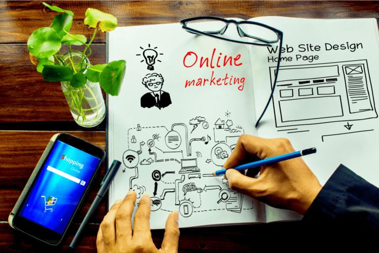 Best marketing plans for an online T-shirt business - GRINFER