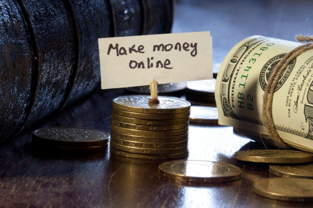 Earn money with online business opportunities