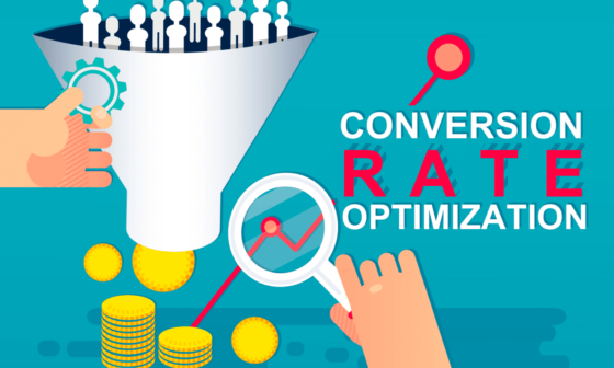 Conversion Rate Optimization - Illustration