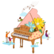 Learn How to PLay Music With World's Fastest Piano Method - GRINFER