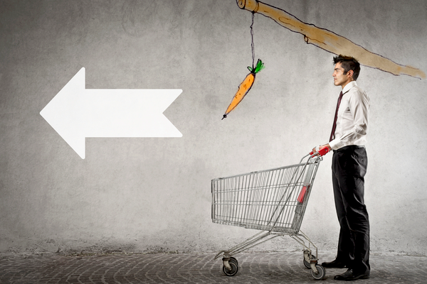 Use popular marketing trick - GRINFER