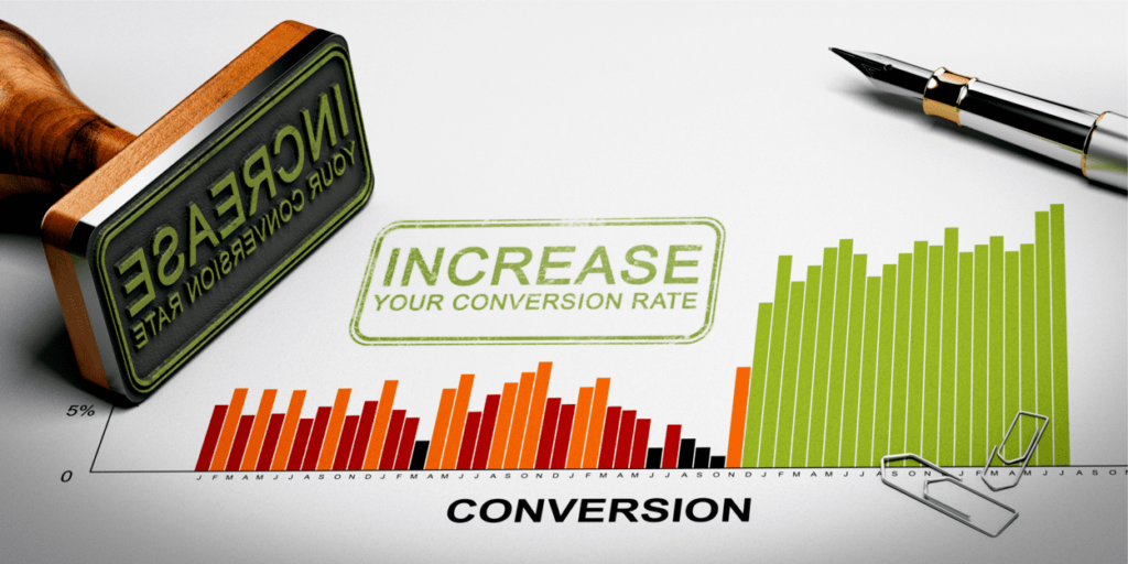Ways to increase ecommerce conversion rates- GRINFER