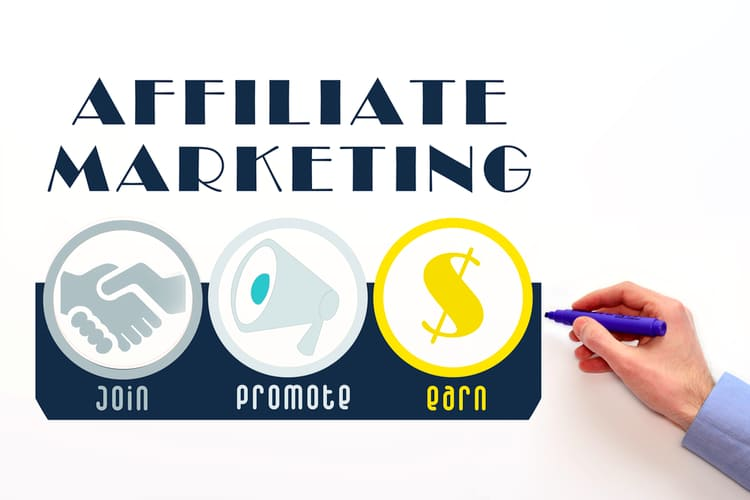 Affiliate marketing Join promote earn