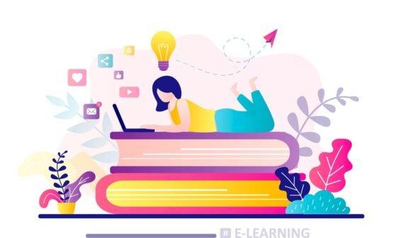 E-learning banner Grinfer