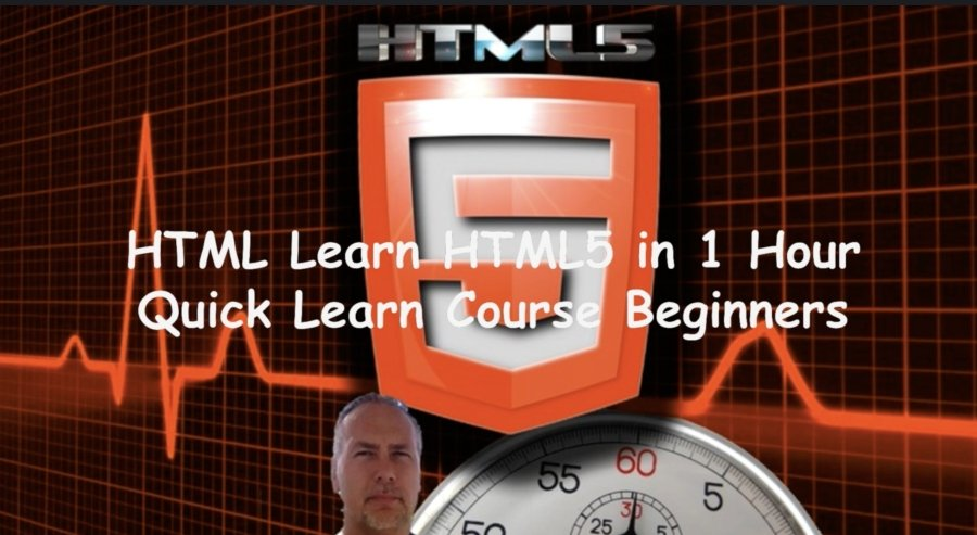 Learn HTML5 in 1 Hour