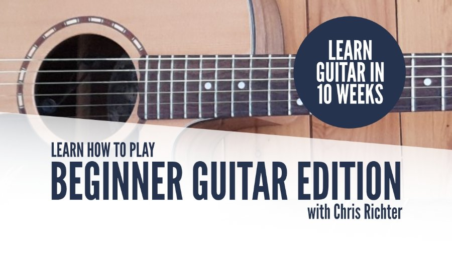 Learn to play - Beginner Guitar Edition