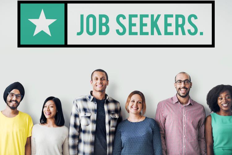 Job Seekers Jobs Headhunting Hiring Concept