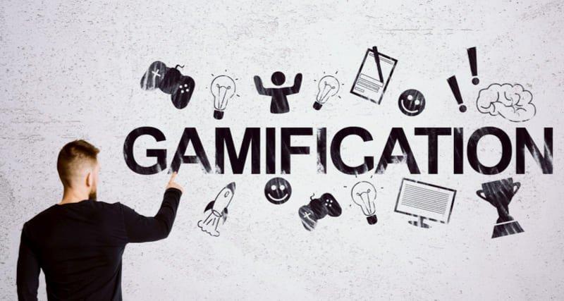 Man Choosing Gamification