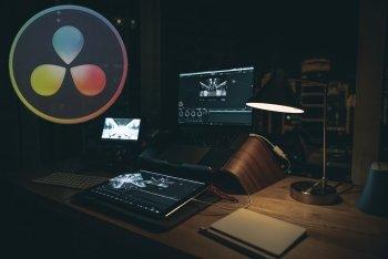 Video Editing with DaVinci Resolve