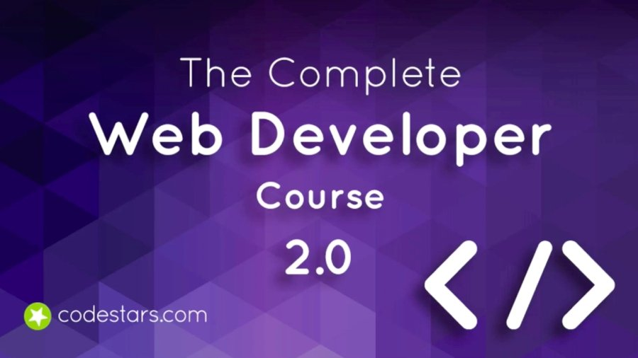The Complete Web Developer Course